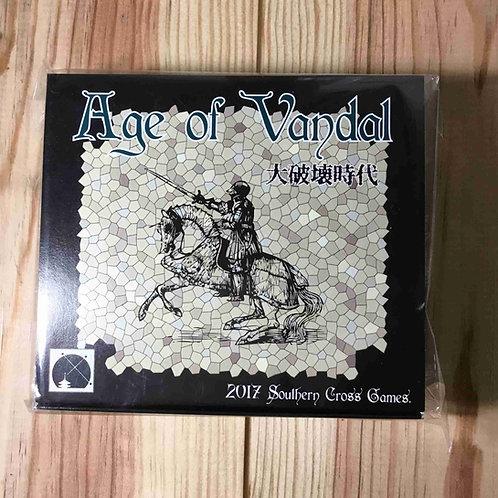 エイジオブヴァンダル Age of Vandal