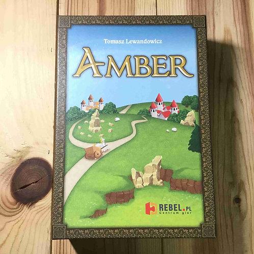 欠品あり・中古|アンバー 琥珀の男爵 AMBER