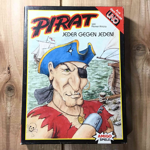 ダメージ・中古・和訳なし|海賊 Pirat