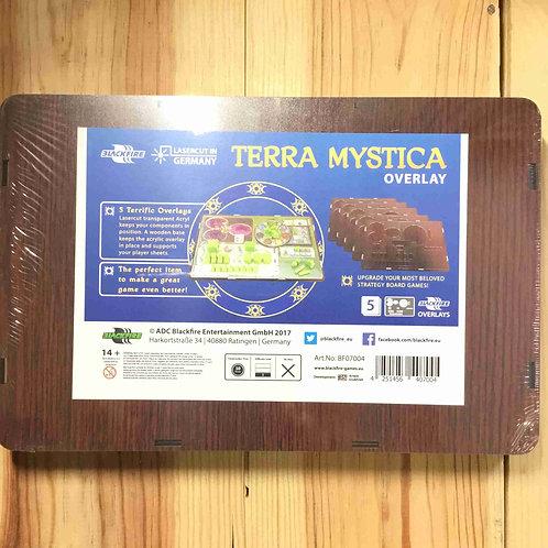 テラミスティカ プレイヤーボード(オーバーレイ) TERRA MYSTICA  OVERLAY