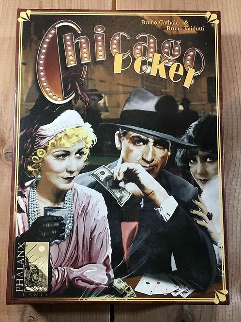 中古 シカゴポーカー Chicago Poker