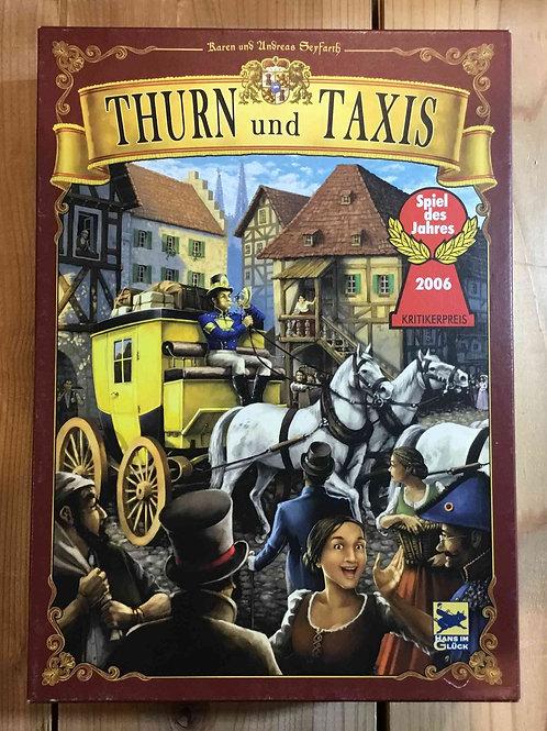 ダメージ・中古・和訳なし|郵便馬車 Thurn und Taxis