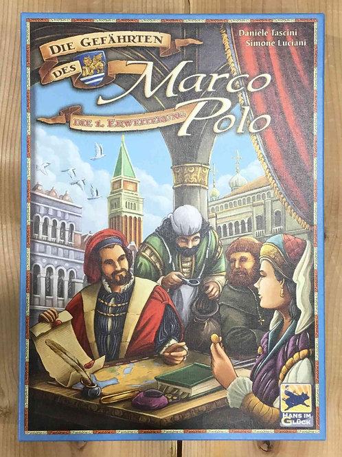 中古・和訳なし|マルコポーロの旅路:拡張 Marco Polo DIE 1.Erweiterung