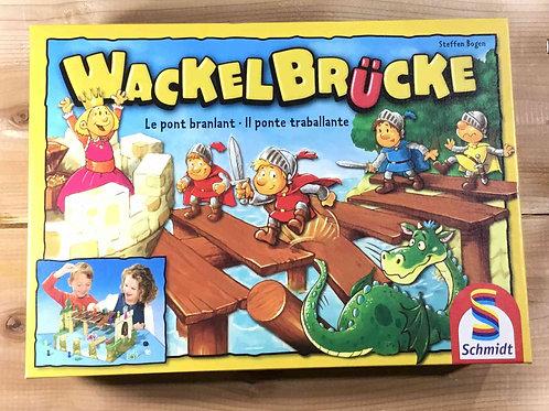 中古・和訳なし|おんぼろ橋 Wackel Brücke