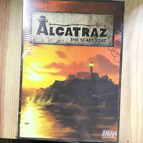 アルカトラズ・スケープゴート ALCATRAZ THE SCAPEGOAT