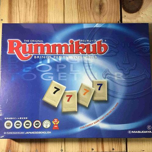 ラミィキューブ 日本語版 Rummikub