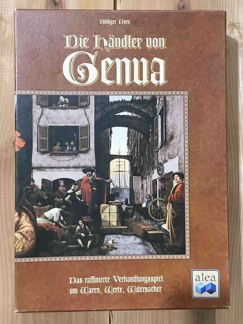 中古・和訳なし|ジェノバの商人 Die Haendler von Genua