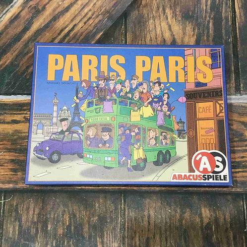 中古・和訳なし パリス Paris Paris