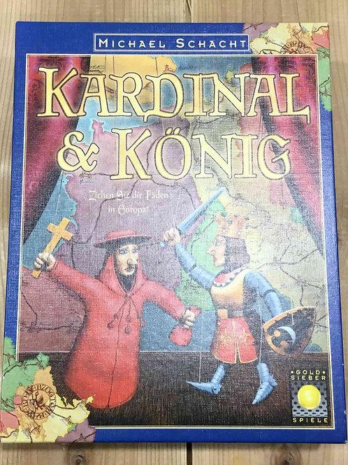 中古・和訳なし|王と枢機卿 Kardinal und König