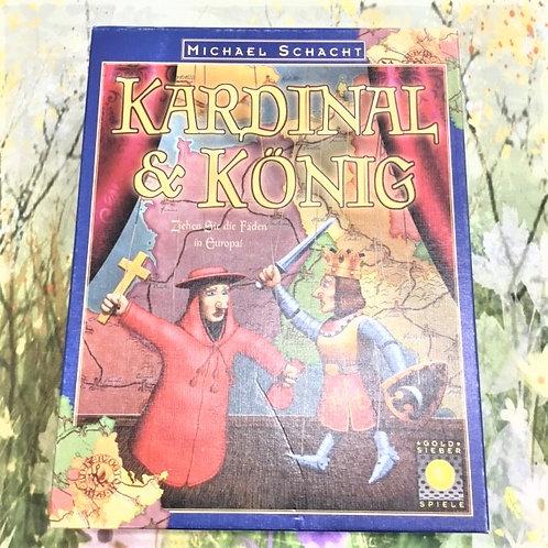 中古|王と枢機卿 Kardinal und König