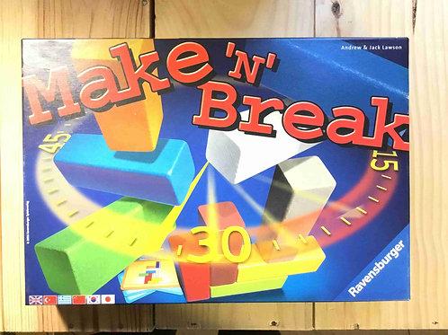 中古|メイクンブレイク Make 'n' Break