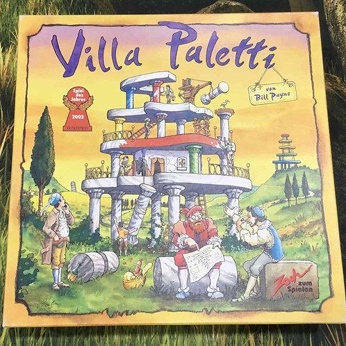 中古・和訳なし|ヴィラ・パレッティ VillaPaletti