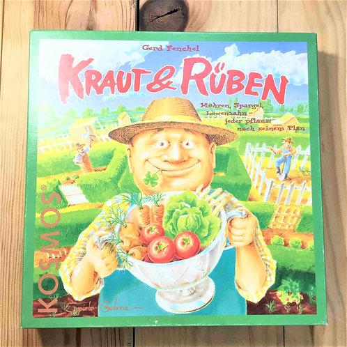 中古・和訳なし|やさい畑  Kraut & Rueben