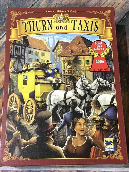 中古・和訳なし|郵便馬車 Thurn und Taxis