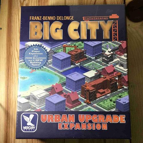 ビッグシティ:20周年記念版 拡張 BIG CITY   URBAN UPGRADE EXPANSION