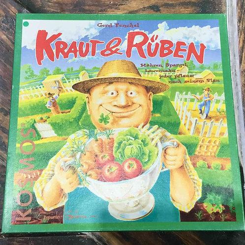ダメージ・中古・和訳なし|やさい畑  Kraut & Rueben