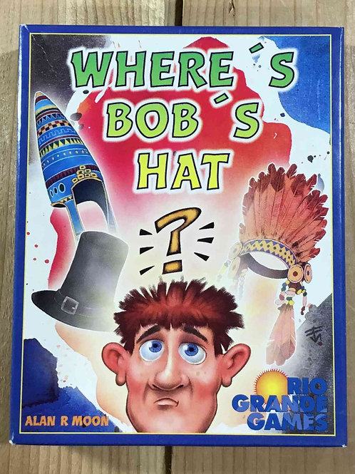 中古・和訳なし|ボブの帽子 Where's Bob's Hat?