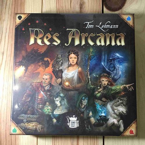 レスアルカナ Res Arcana