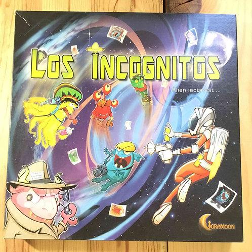 中古|ロスインコグニトス Los Incognitos: Alien iacta est