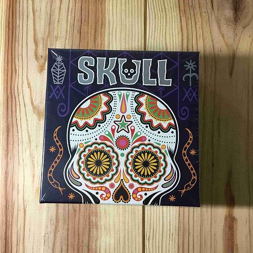 スカル SKULL (髑髏と薔薇 SKULL & ROSES)