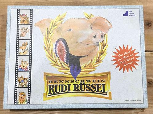 中古・和訳なし|競走豚ルディ Rennschwein Rudi Rüssel