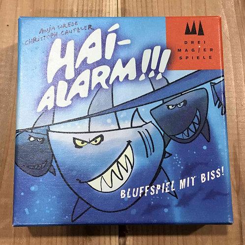 中古・和訳なし|サメ警報 Hai-Alarm!!!