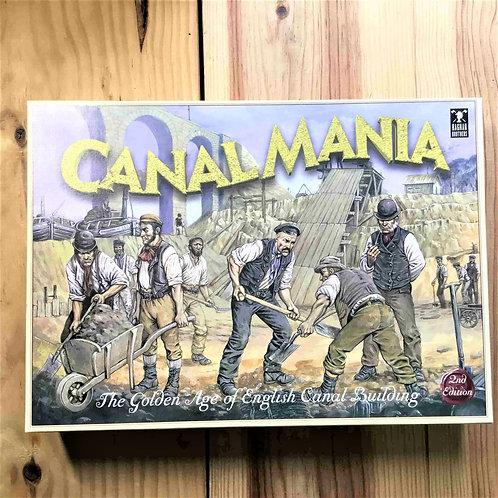 中古・和訳なし|カナルマニア 第二版  Canal Mania  Second edition