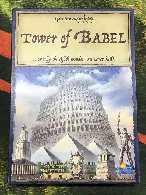 中古・和訳なし|バベルの塔 Tower of Babel