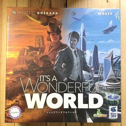 イッツアワンダフルワールド It's a Wonderful World