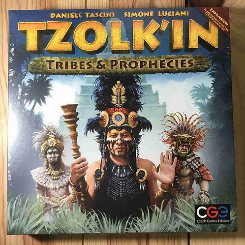 ツォルキン拡張セット 部族と預言 TZOLK'IN TRIBES & PROPHECIES