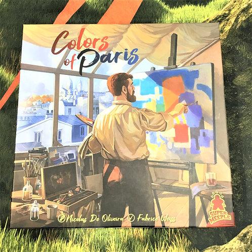 中古 カラーズオブパリ Colors Of Paris