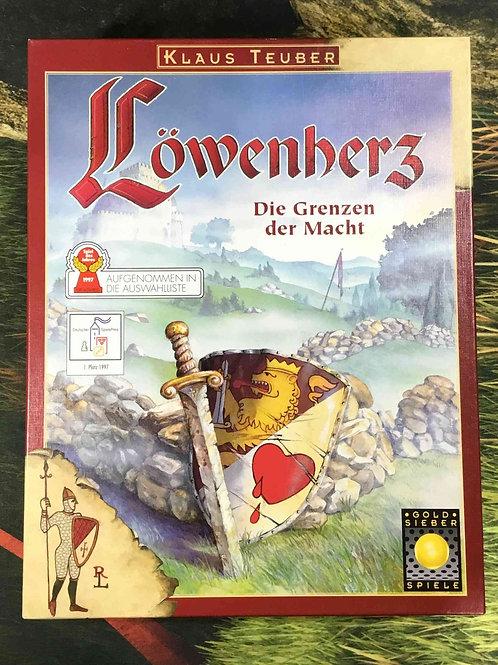 中古・和訳なし レーベンヘルツ Löwenherz