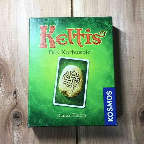 中古・和訳なし|ケルト カード Keltis