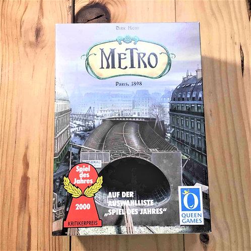中古・和訳なし|メトロ METRO
