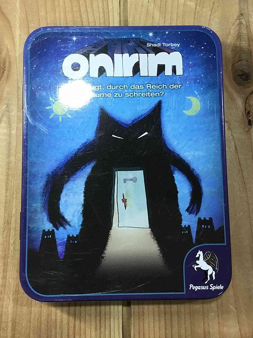 中古|onirim