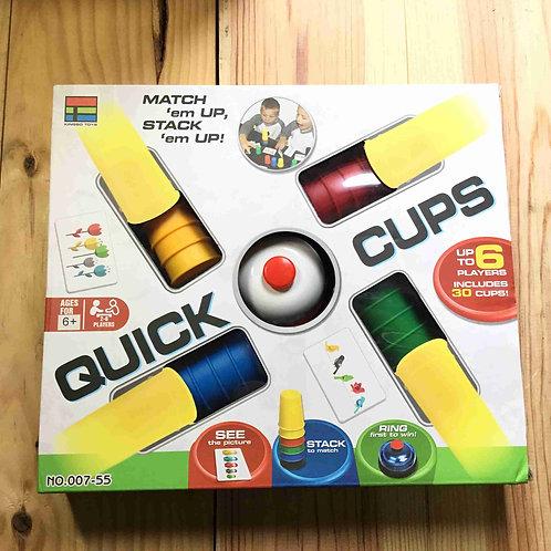 中古・和訳なし クイックカップス QUICK CUPS