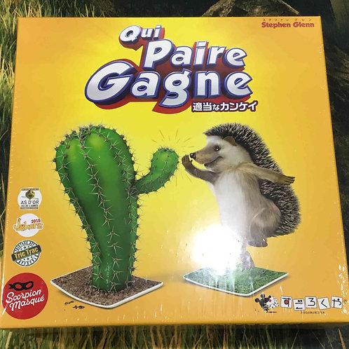 適当なカンケイ:日本語版 Qui Paire Gagne
