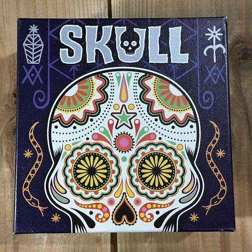 中古|髑髏と薔薇 Skull