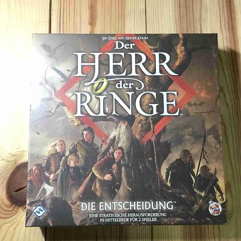 中古・和訳なし|指輪物語 対決 新版 Der Herr der Ringe: Die Entscheidung
