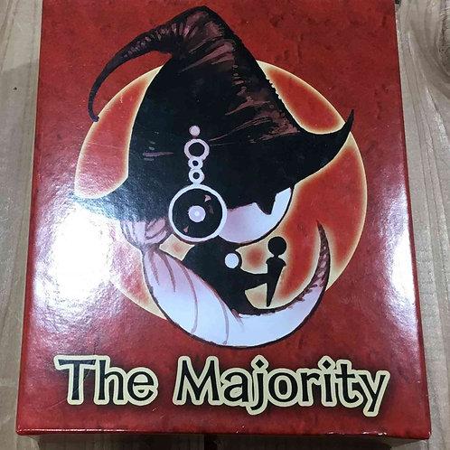 中古|マジョリティー The Majority