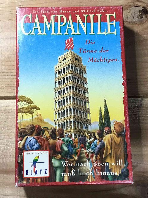 欠品あり・中古・和訳なし|カンパニーレ Campanile