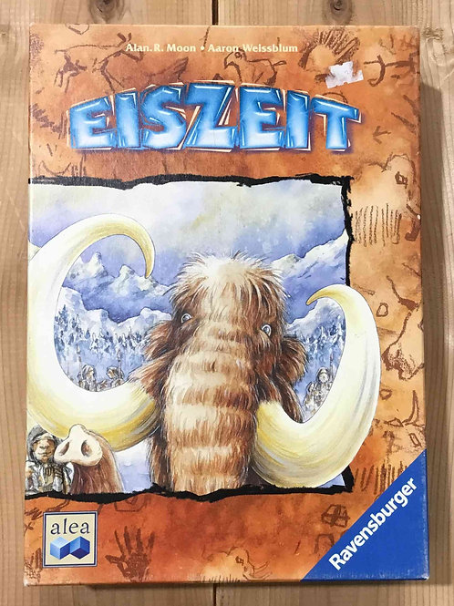 中古・和訳なし 氷河期 Eiszeit