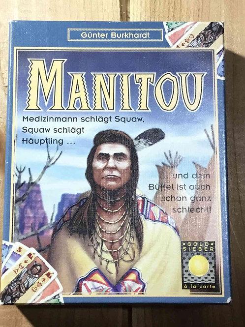 中古・和訳なし|マニトウ MANITOU