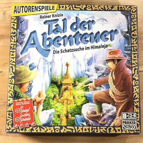 中古・和訳なし|冒険者の谷 Tal der Abenteuer