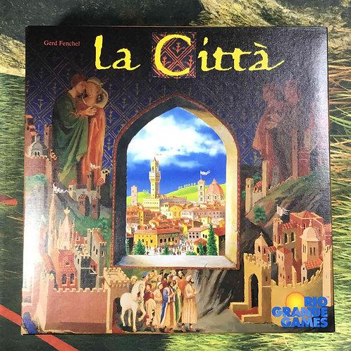 中古・和訳なし|ラ・チッタ La Citta