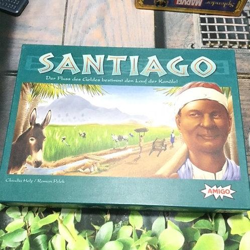 欠品あり・中古・和訳なし|サンチアゴ SANTIAGO