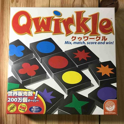 クゥワークル Qwirkle 日本版 クワークル