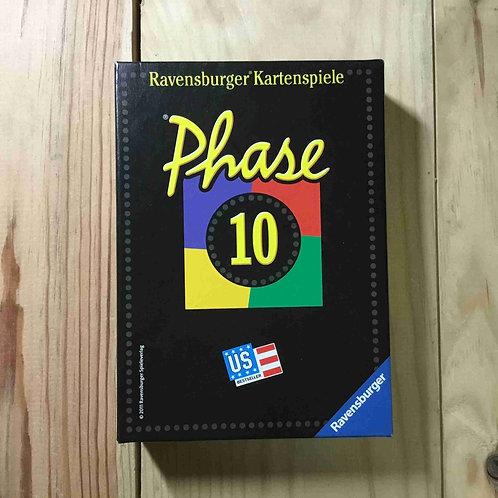 中古・和訳なし|フェーズ10 Phase 10