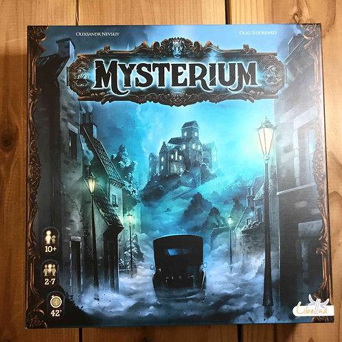 中古|ミステリウム MYSTERIUM + 拡張:隠された兆し セット