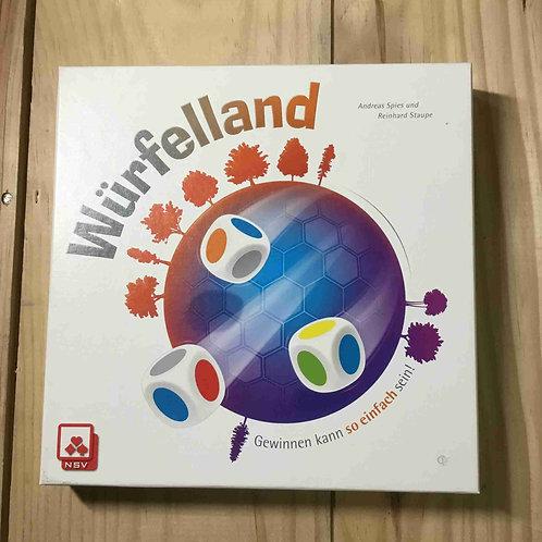 中古|ダイスランド wurfelland